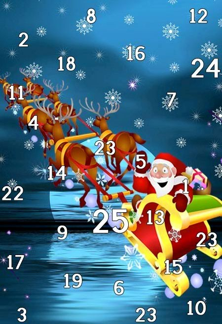 An example of an advent calendar, courtesy of Wikimedia